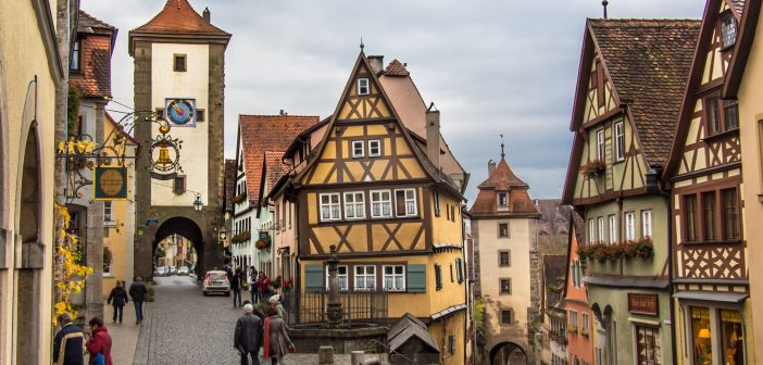 An Article About Germany