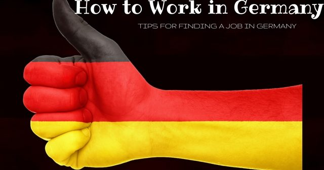 Working in Germany